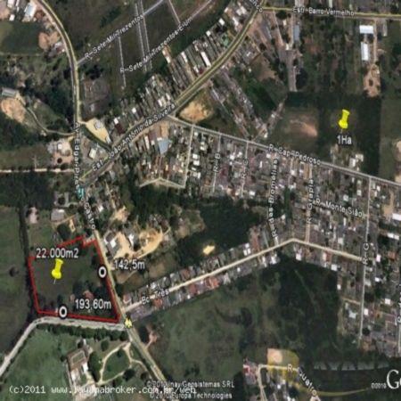área Restinga Porto Alegre